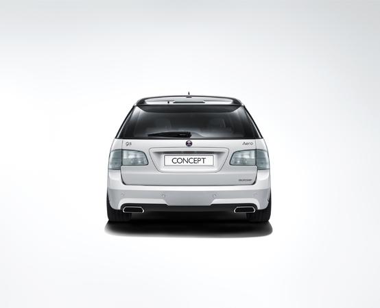 Photo Saab 9-5 Concept