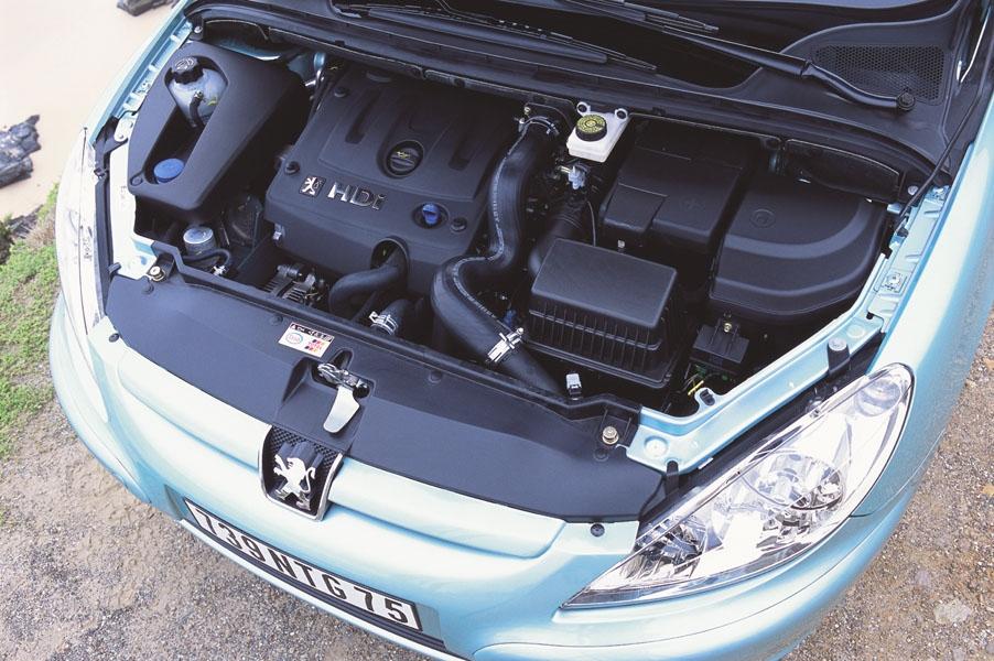 Photos peugeot 307 sw for Peugeot 307 interieur