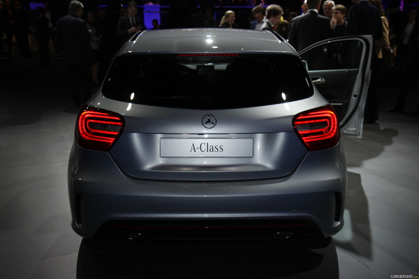 Photo Mercedes Classe A 3