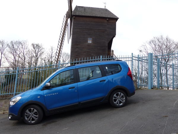 Photo Dacia Lodgy Stepway