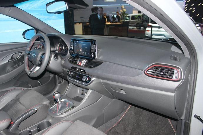 Photo Hyundai I30 (3e Generation) N Fastback