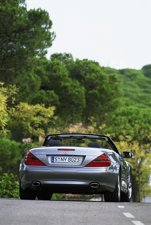 Photo Mercedes Sl 2