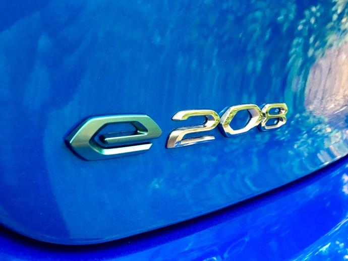 Photo Peugeot E-208 (2e Generation)