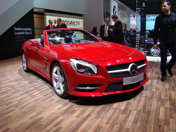Photo Mercedes Sl 3