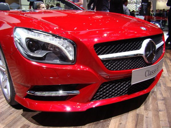 Photo Mercedes Sl 3