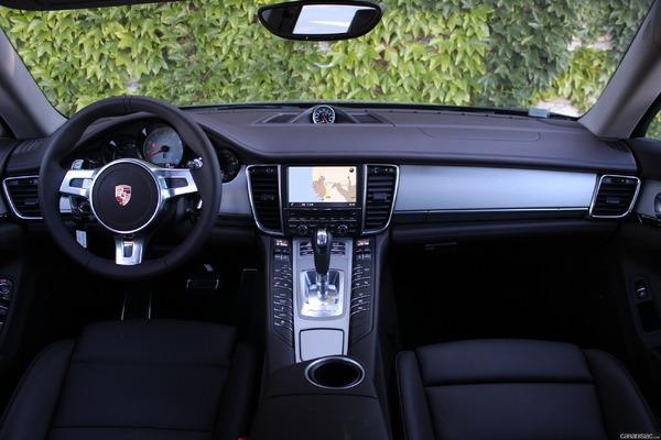 Photo Porsche Panamera