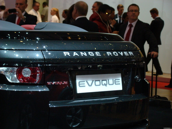Photo Land Rover Range Rover Evoque