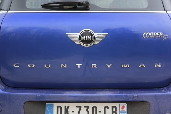 Photo Mini Countryman