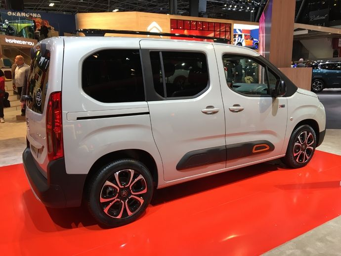 Photo Citroen Berlingo 3