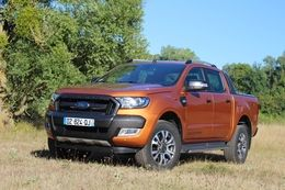 ford ranger 3 essais fiabilit avis photos vid os. Black Bedroom Furniture Sets. Home Design Ideas