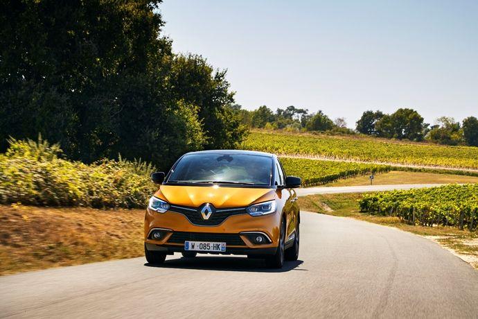 Photo Renault Scenic 4