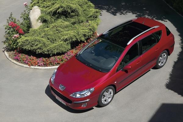 Photo Peugeot 407 Sw