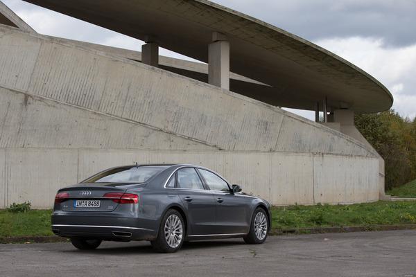 Photo Audi A8 (3e Generation)