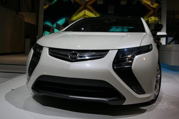 Photo Opel Ampera Concept