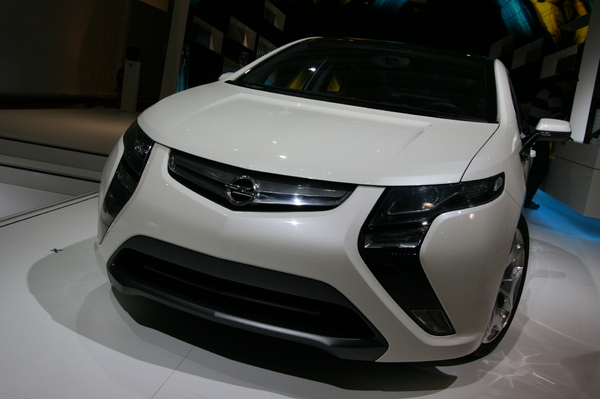 Photo Opel Ampera Concept