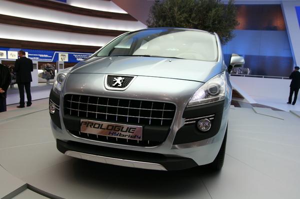 Photo Peugeot Prologue