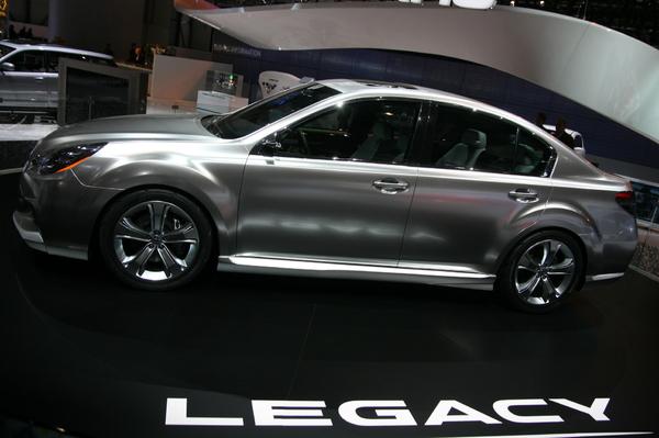 Photo Subaru Legacy Concept