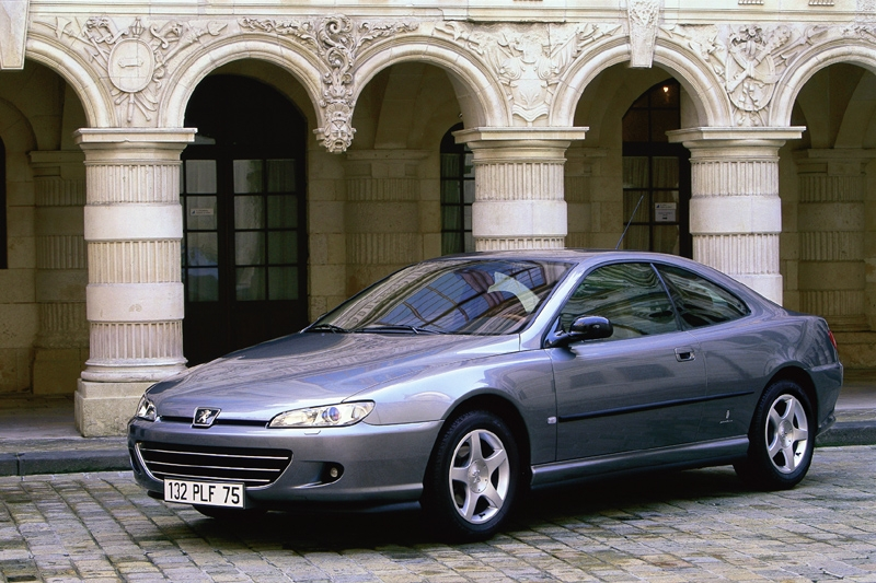 photos peugeot 406 coupe. Black Bedroom Furniture Sets. Home Design Ideas