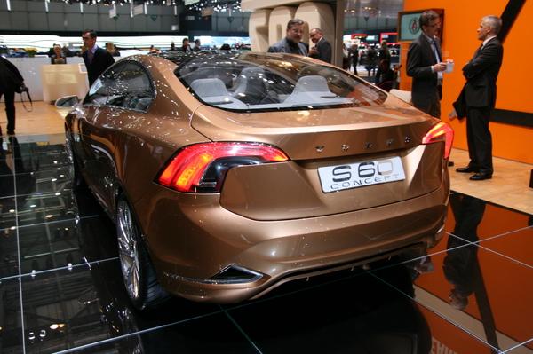Photo Volvo S60 Concept