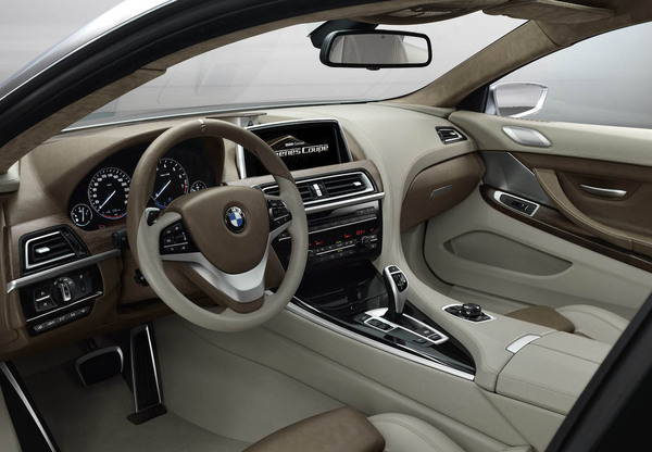 Photo Bmw Serie 6 Coupe Concept