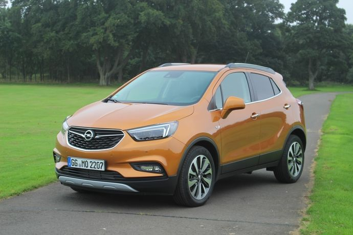 Photo Opel Mokka X