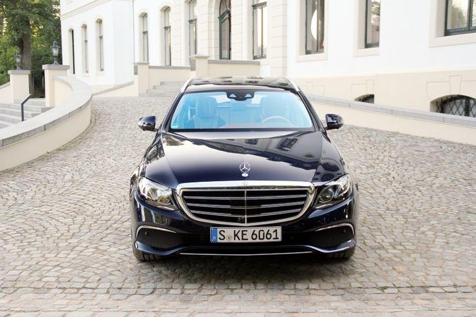 Photo Mercedes Classe E 5 Break