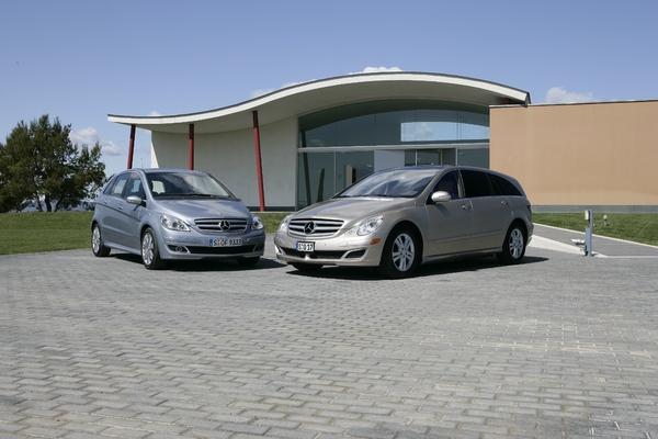 Photo Mercedes Classe R