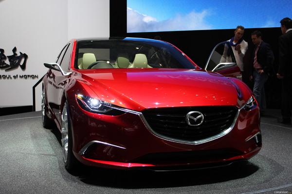 Photo Mazda Takeri Concept