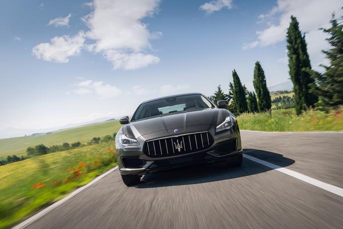 Photo Maserati Quattroporte 6