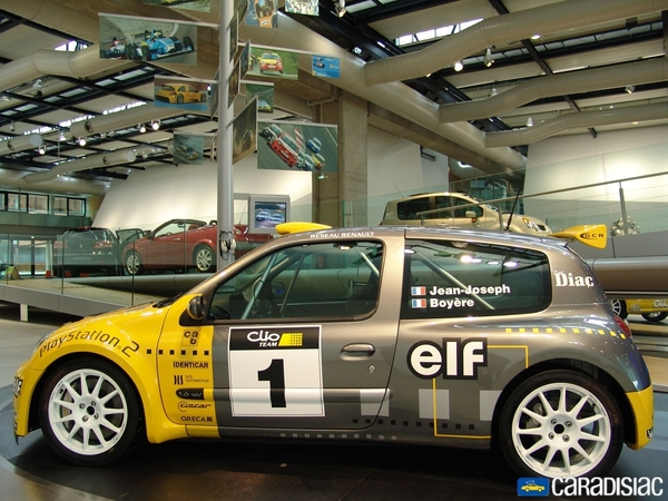 Photo Renault Clio 2 Rs