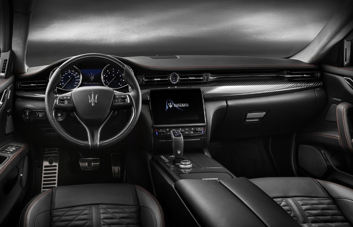Photo Maserati Quattroporte 6