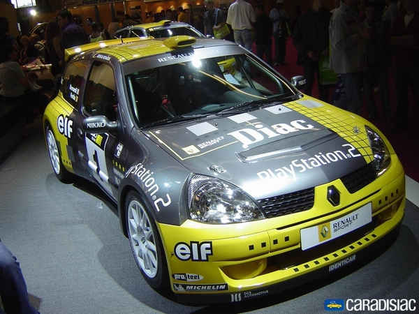 Photo Renault Clio 2 Rs