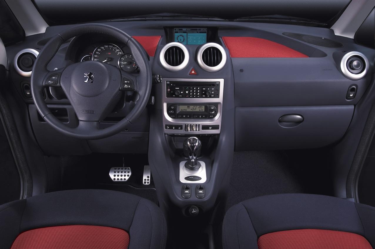 Photos Peugeot 1007 Caradisiac Com