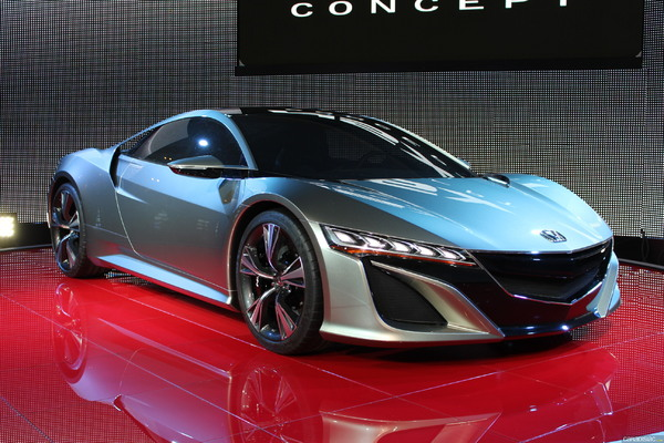 Photo Honda Nsx Concept