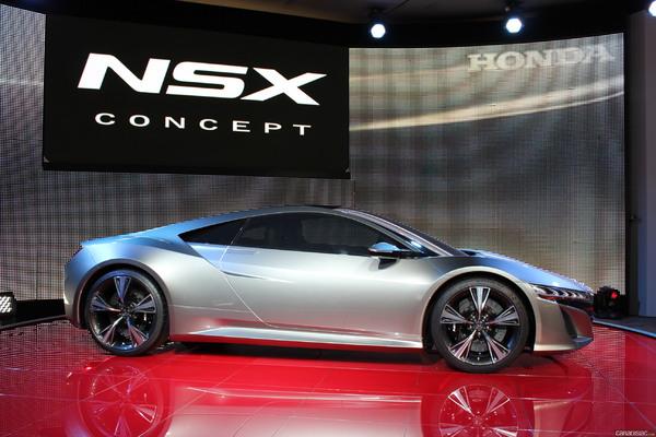 Photo Honda Nsx Concept