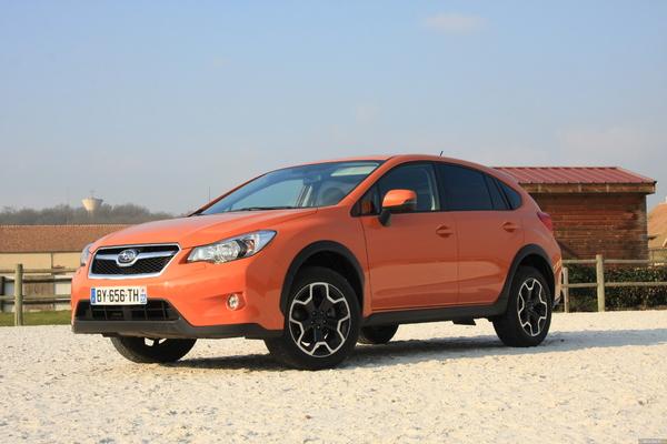 Photo Subaru Xv