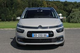 citroen c4 picasso 2 essais fiabilit avis photos vid os. Black Bedroom Furniture Sets. Home Design Ideas