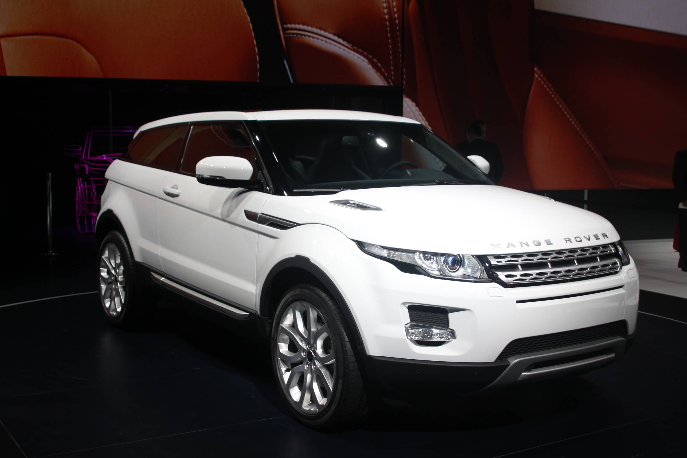 photos land rover range rover evoque. Black Bedroom Furniture Sets. Home Design Ideas