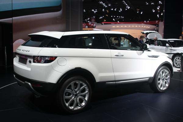 Photo Land Rover Range Rover Evoque