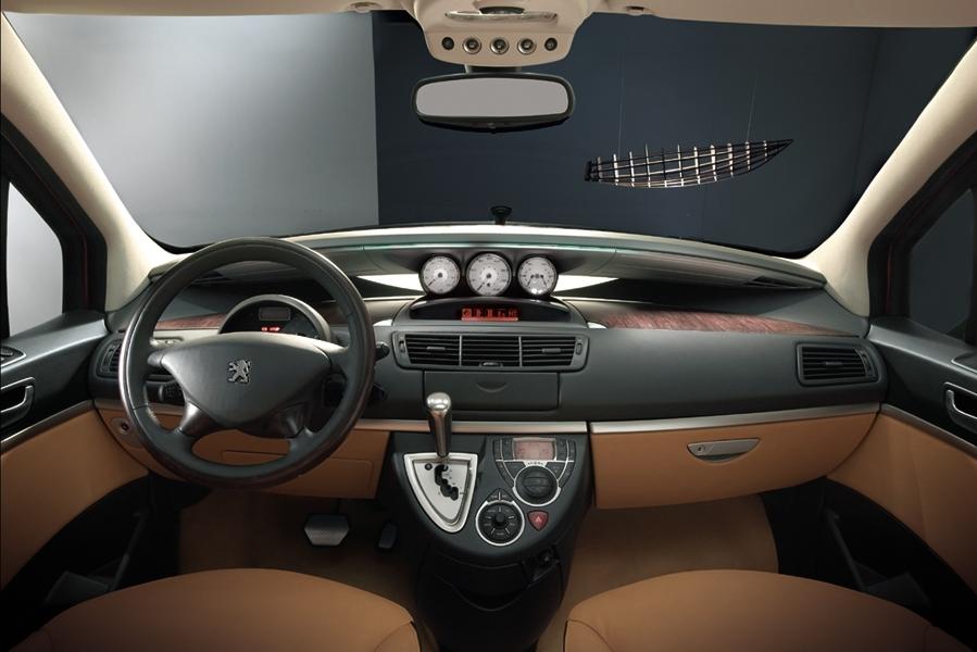 Photos peugeot 807 for Peugeot 807 interieur