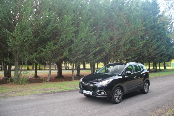 Photo Hyundai Ix35