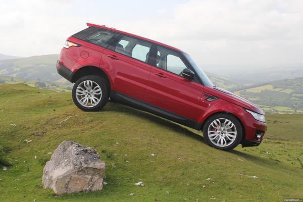 Photo Land Rover Range Rover Sport 2