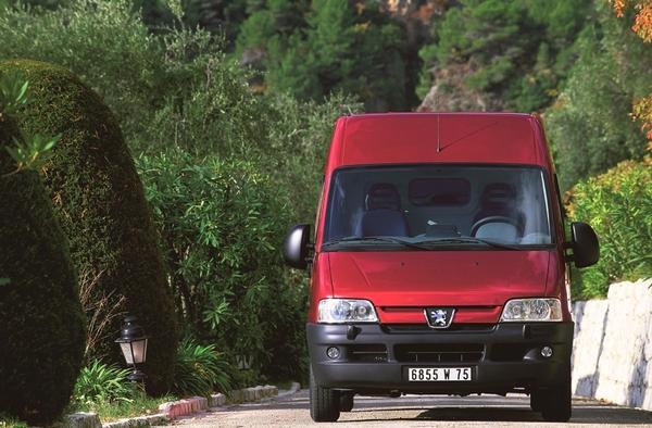 Photo Peugeot Boxer Combi