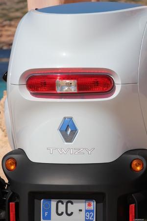 Photo Renault Twizy