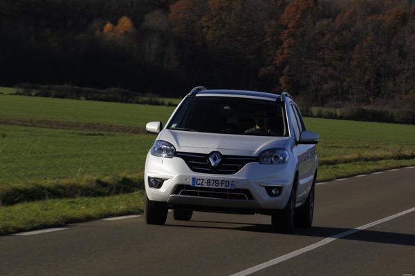 Photo Renault Koleos
