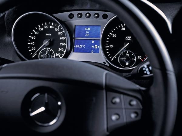 Photo Mercedes Classe M 2