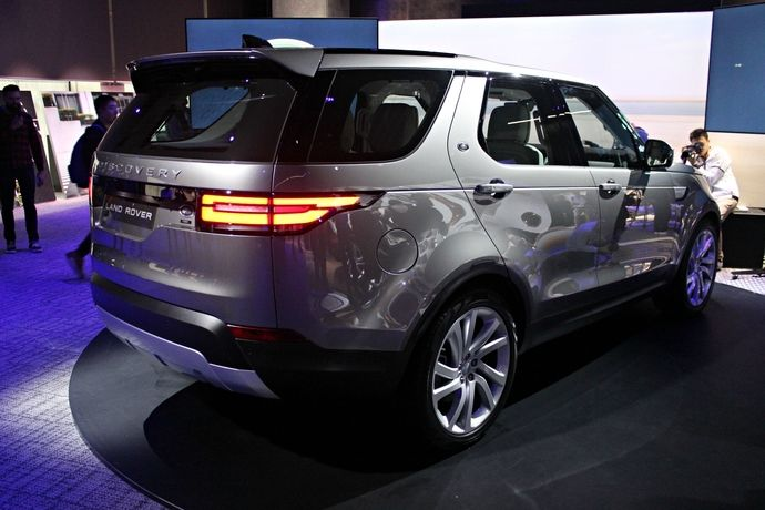 Photo Land Rover Discovery 5