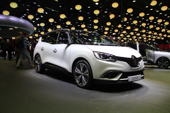 Photo Renault Grand Scenic 4