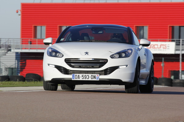 Photo Peugeot Rcz R