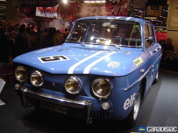 Photo Renault R8